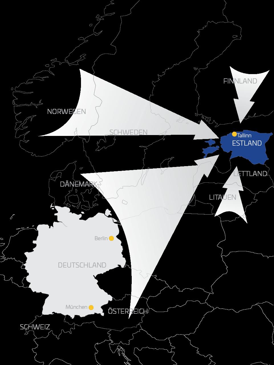 Estland innovation hub
