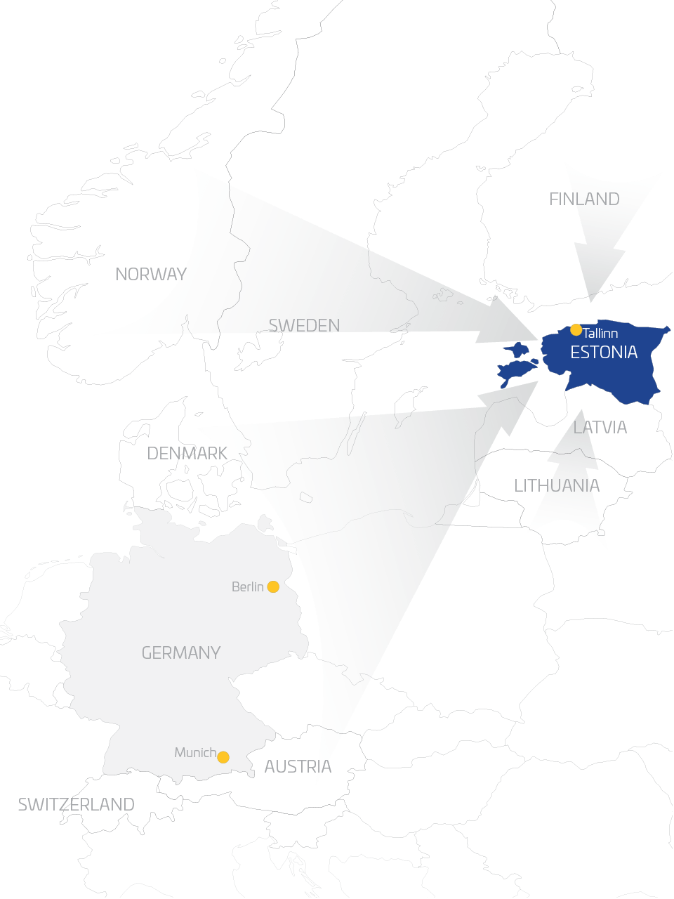 Estonia is the nearshore innovation hub