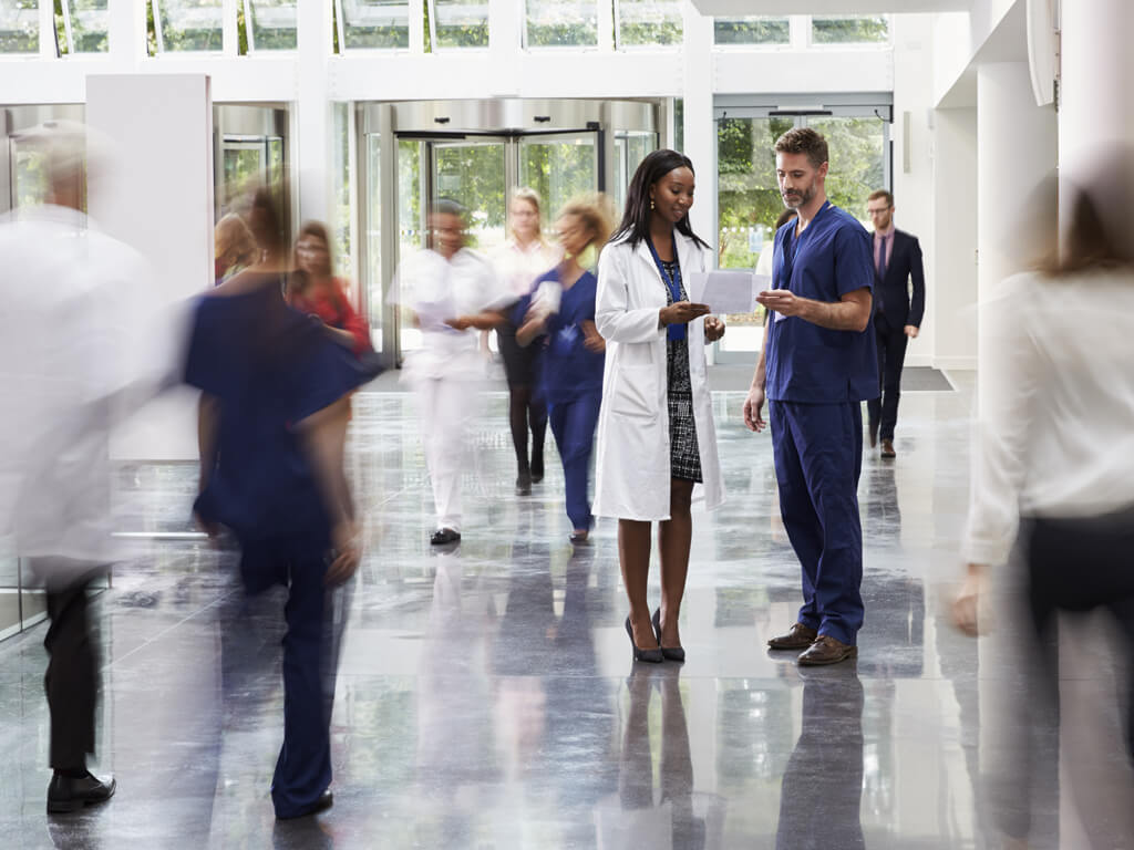 A great opportunity for the digitalization of hospitals in Germany
